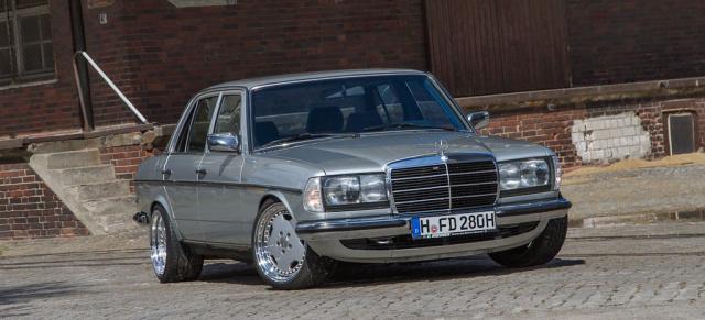 Franks Most Wanted Mercedes 280e W123 Besser Als Neu