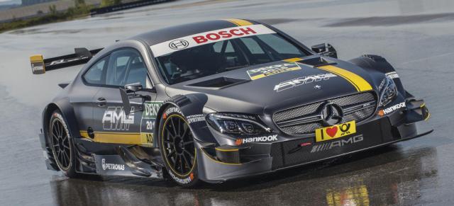 DTM 2016: Der neue Mercedes-AMG C63 DTM: Die neue Waffe ...