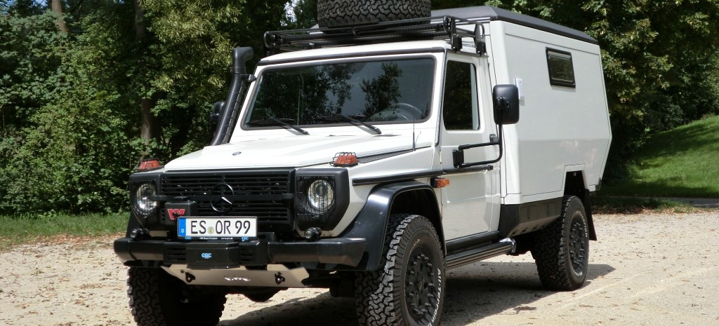 F 252 R Reise Amp Expedition Mercedes Benz G Professional