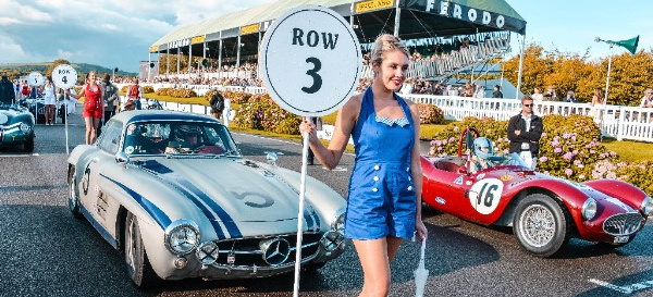 Goodwood Festival Of Speed Revival: HK-ENGINEERING beim Goodwood Revival