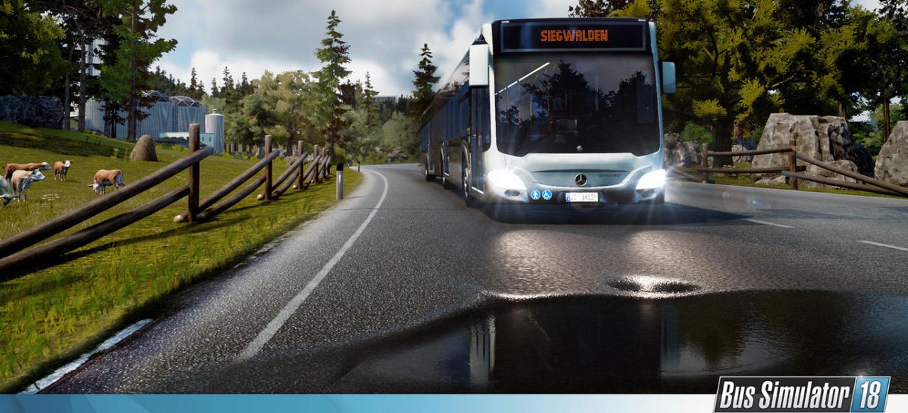 Bock auf Bus: Bus Simulator 18: Bus und Linie treu? Dann ...