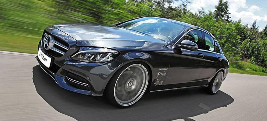 Fit Wie N Turnschuh Mercedes C Klasse W205 Mit