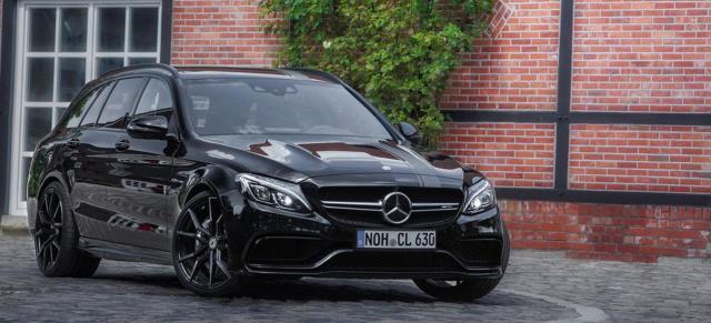 Tuning: Mercedes-AMG C63 T-Modell: Der C 63 AMG S205 von CL by