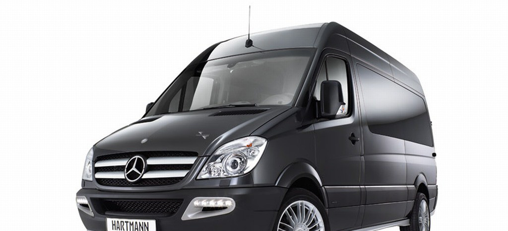 mercedes tuning zubeh r f r den sprinter hartmann tuning. Black Bedroom Furniture Sets. Home Design Ideas