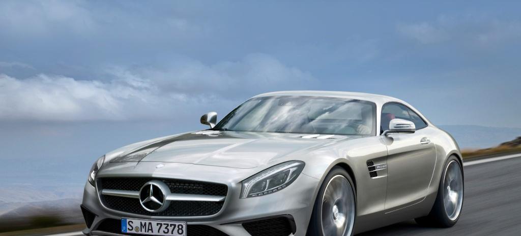 Vorschau: Mercedes-Benz AMG GT C190 kommt!: Mercedes-Benz ...