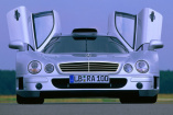 Happy Birthday CLK-GTR! Der exklsuive Supersportler wird 20 Jahre alt!: Keep Right - Supersportwagen mit Straßenzulassung!