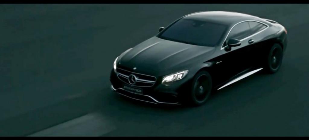 ein auto wie ein gedicht mercedes s63 amg coup video. Black Bedroom Furniture Sets. Home Design Ideas