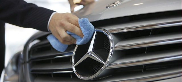 Der stern gl nzt service mit stern hans bahne hansen for Mercedes benz of memphis service