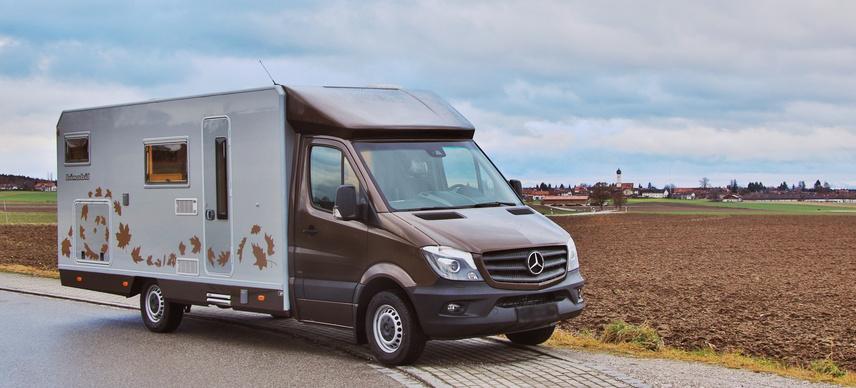 bimobil lbh 510 reisemobile auf mercedes sprinter basis. Black Bedroom Furniture Sets. Home Design Ideas