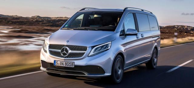 Mercedes Von Morgen Ausblick Auf Das Facelift So K 246 Nnte
