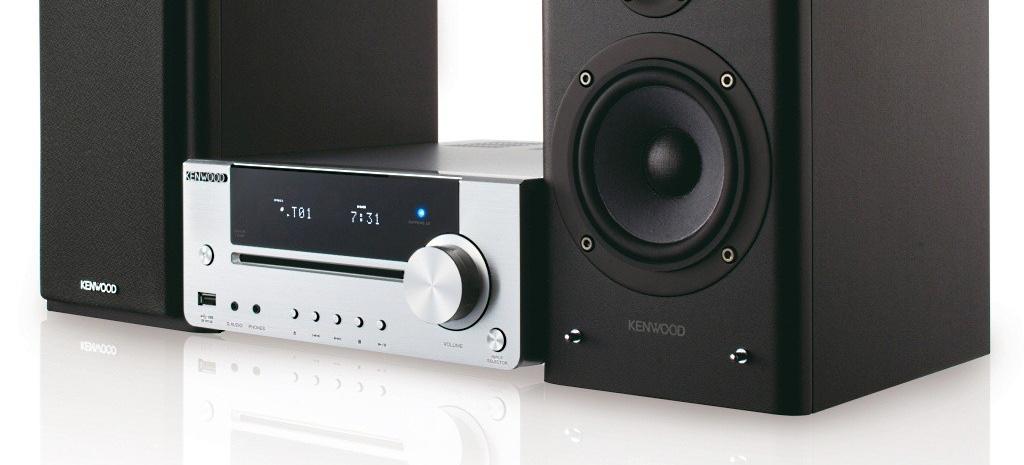 neues kompakt hifi system k 731 von kenwood edel verarbeitete stereoanlage f r musik und audio. Black Bedroom Furniture Sets. Home Design Ideas