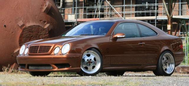 Mercedes Glc Coupe Tuning >> Leistungsträger: Mercedes CLK 230: 2000er Coupé (C208) mit 276 PS - Auto der Woche - Mercedes ...