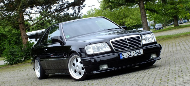 Mercedes 320 Ce The One And Only C124 93er Coup 233 Als