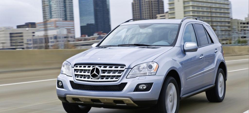 Mercedes benz ml 450 hybrid hybridantrieb in perfektion for Mercedes benz ml 450