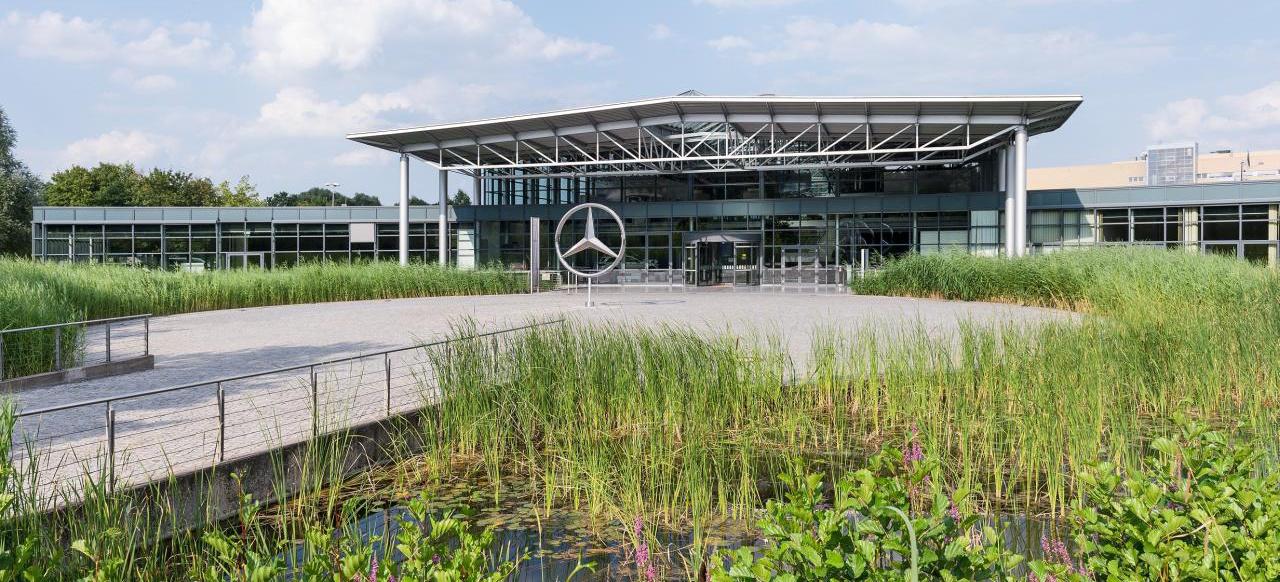 Mercedes Bremen Kundencenter mercedes werk bremen blick hinter die kulissen neue
