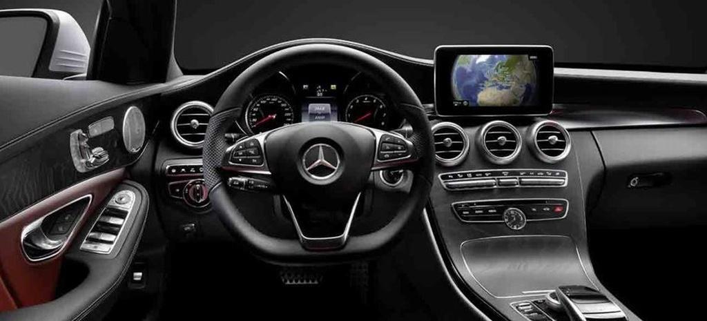 Innere Werte Erste Fotos Vom Innenraum Der Neuen Mercedes