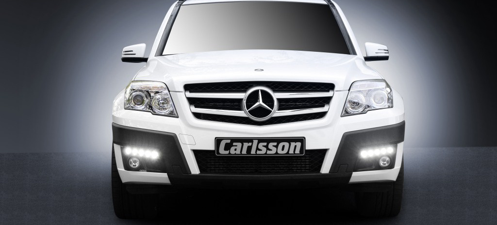Carlsson led licht star light exklusiv exklusive for Mercedes benz led star