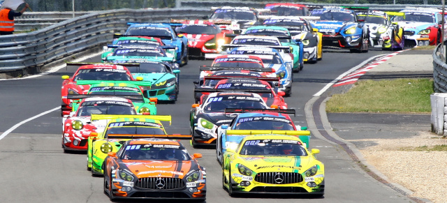 24 Stunden Rennen Nürburgring 2021