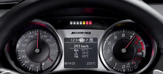 Neue Bilder: Interieur Mercedes SLS AMG-Flügeltürer: Neues vom ...