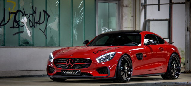 Mehr sport wagen tuning f r mercedes amg gt s edition1 for Mercedes benz performance chips