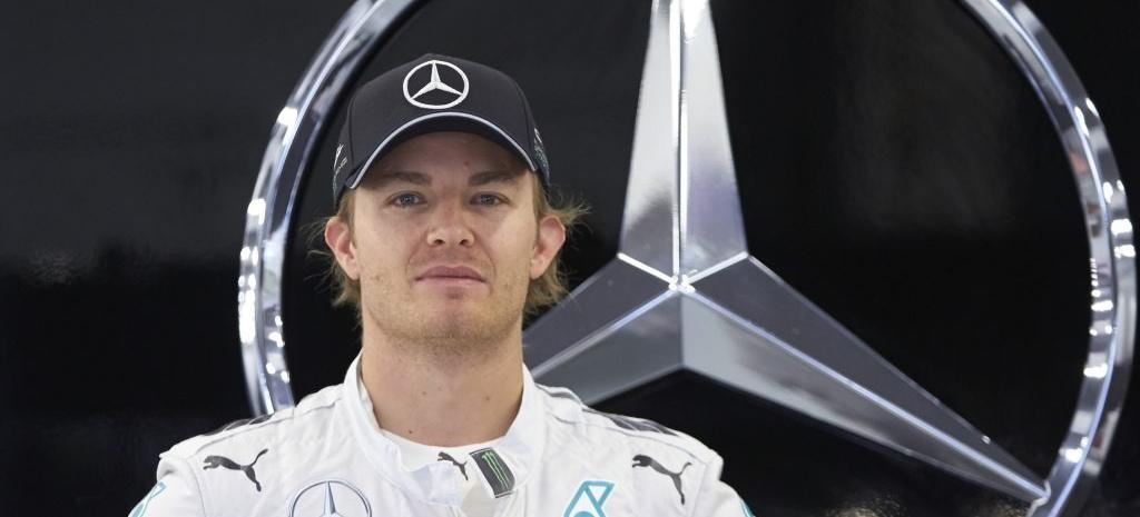 Nico Rosberg Vertrag