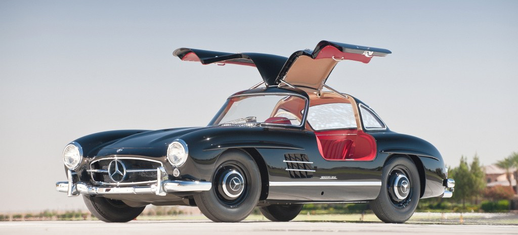 Win on sunday sell on monday 1957 mercedes benz 300sl for Win a mercedes benz