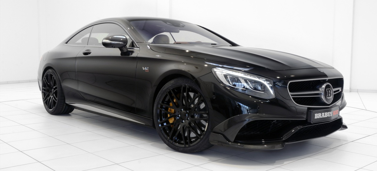 Weltpremiere In Genf Brabus Rocket Coup 233 Mit 900 Ps 350