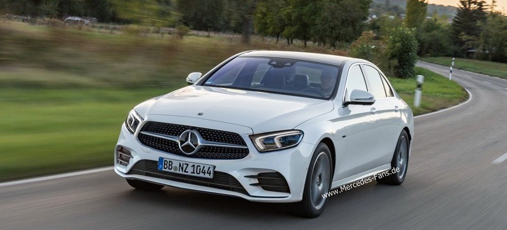 Mercedes Benz Unimog >> Mercedes von morgen: Ausblick W213 MoPf: So könnte das ...