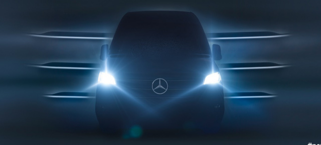 Mercedes-Benz Sprinter Premiere: Video-Teaser: der neue Mercedes-Benz Sprinter