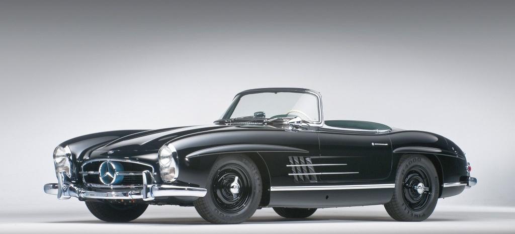 Brilliantes Show Car F 252 R 990 000 Us Dollar 1960 Mercedes Benz 300sl Roadster Mercedes Benz