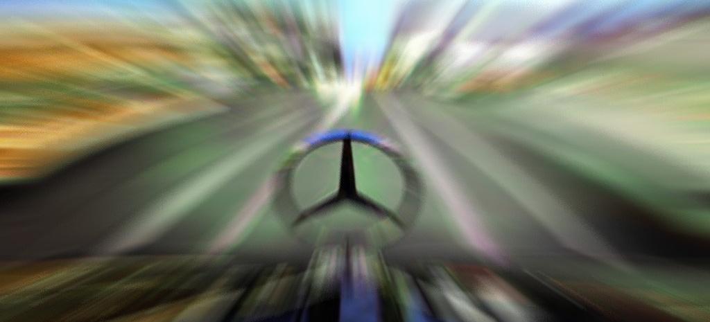 Alles Auf Angriff Mercedes Benz Ist In Der Offensive