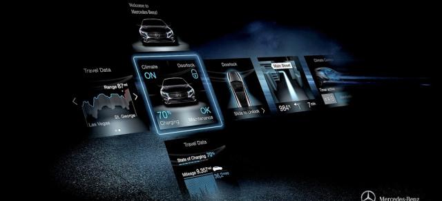 Fahrzeugvernetzung bei Mercedes: Integration von Pebble ...