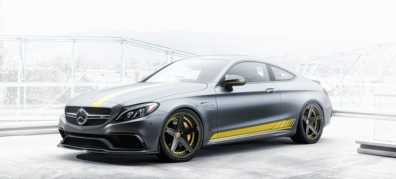 tuning f r mercedes amg c63 s coup edition 1 rassiges. Black Bedroom Furniture Sets. Home Design Ideas