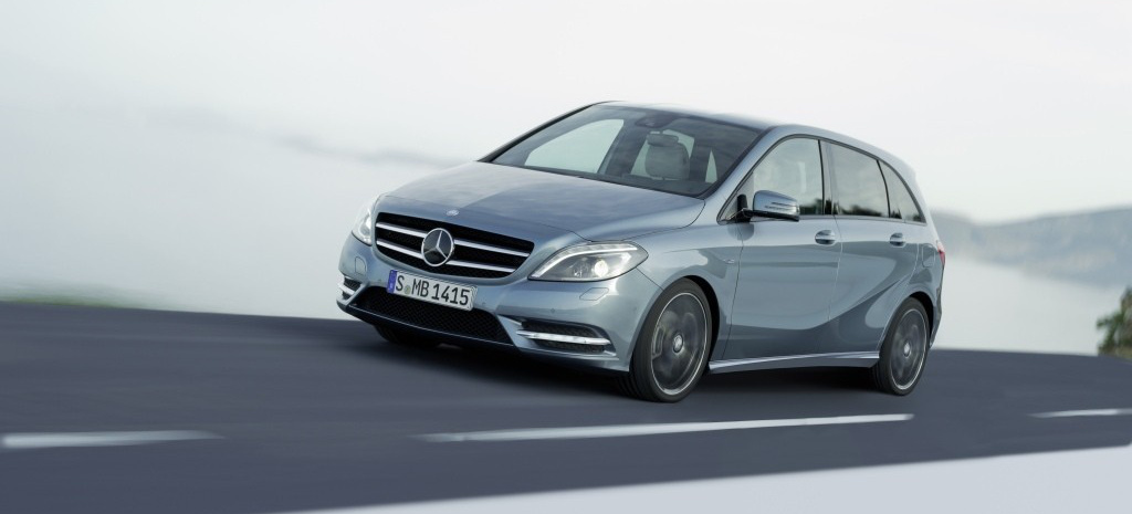 Gelungener start f r neue mercedes modelle mercedes benz for Mercedes benz modelle