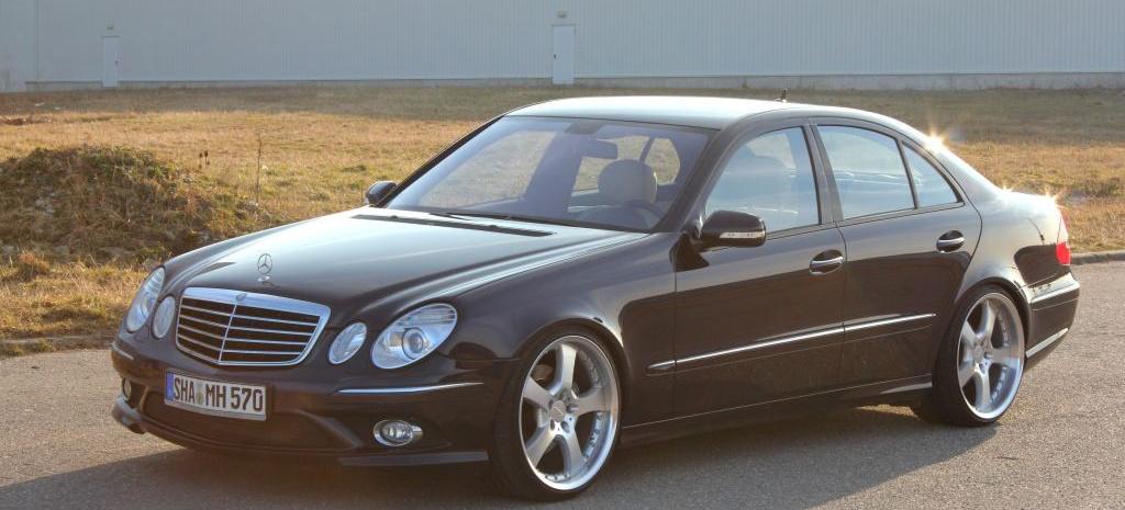 Mercedes e320 cdi man g nnt sich ja sonst nichts for Mercedes benz e 320 cdi