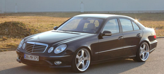 Mercedes E320 Cdi Man G 246 Nnt Sich Ja Sonst Nichts