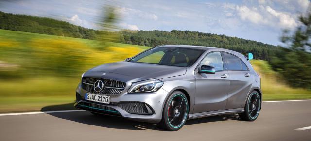 Einfach Mehr Sport Wagen Erster Fahrbericht Mercedes