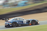 Blancpain GT World Challenge Europe: Mercedes-AMG dominiert Saisonauftakt in Brands Hatch
