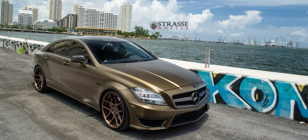 Mercedes Cla  Colors