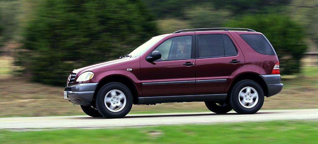 M Klasse Im Gebrauchtwagen Check Der Mercedes Suv Ist