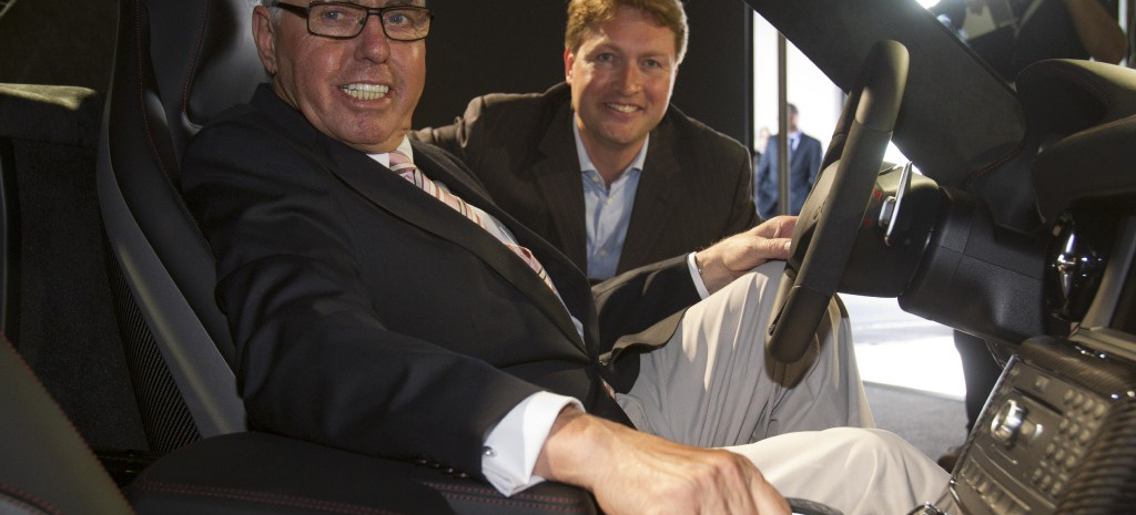 Auto Performance Shop >> Täglich neu: 45 Jahre AMG in 45 Bildern - Bild 17: Unser Bilder-Blog zum 45-jährigen Jubiläum ...