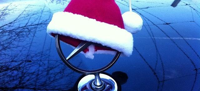 Auto Performance Shop >> Zipfelmütze für den Mercedes-Stern: Humor ist, wenn man's ...