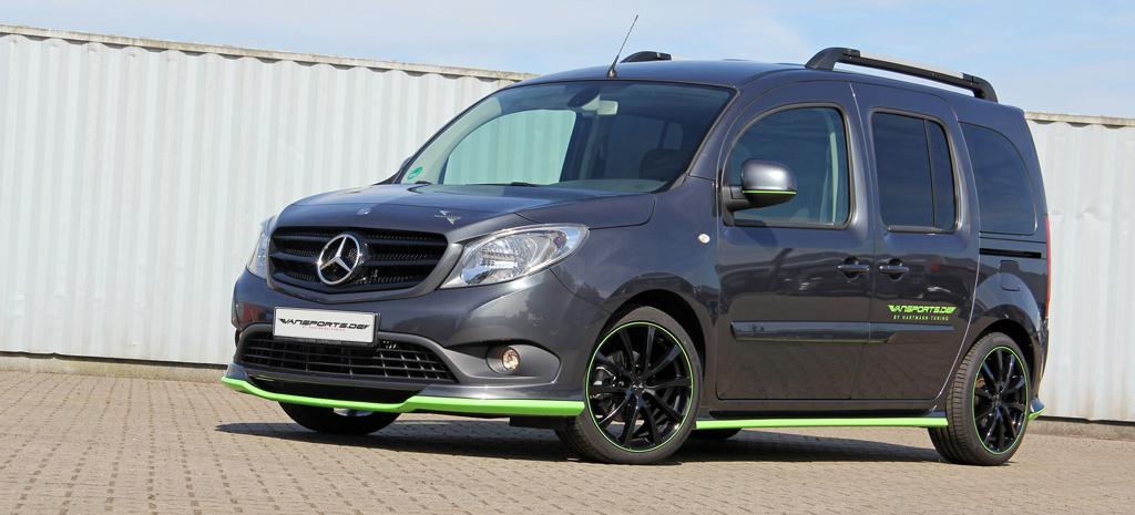 Mercedes W E V