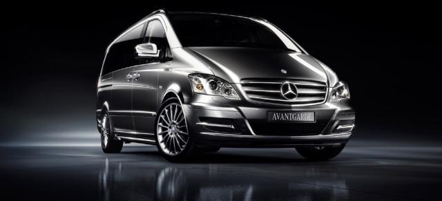 Mehr Luxus, mehr Sport, mehr Stern: neuer Mercedes Viano ...