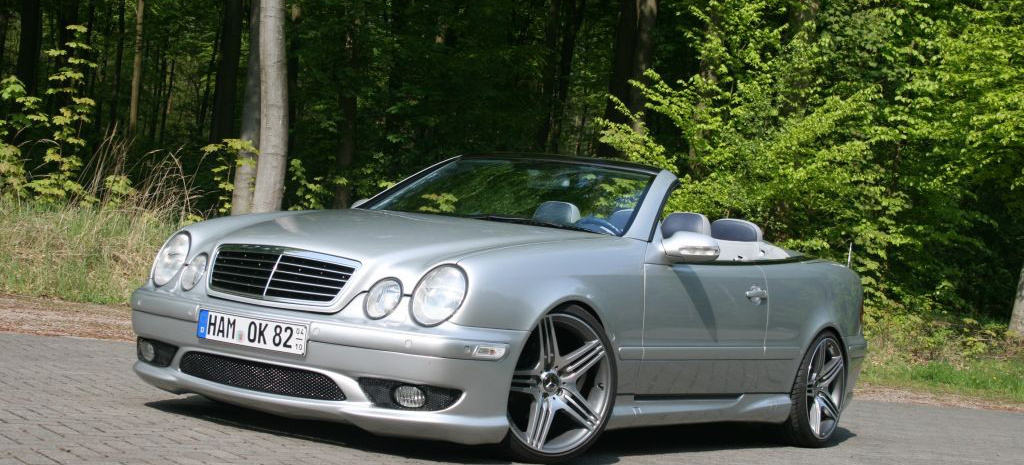 Good News Der Mercedes Clk Ist Eine Offenbarung 99er