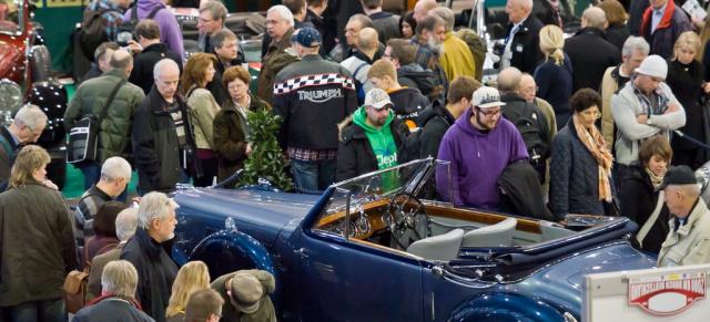 3 5 Februar Bremen Classic Motorshow Bremen Feiert 10