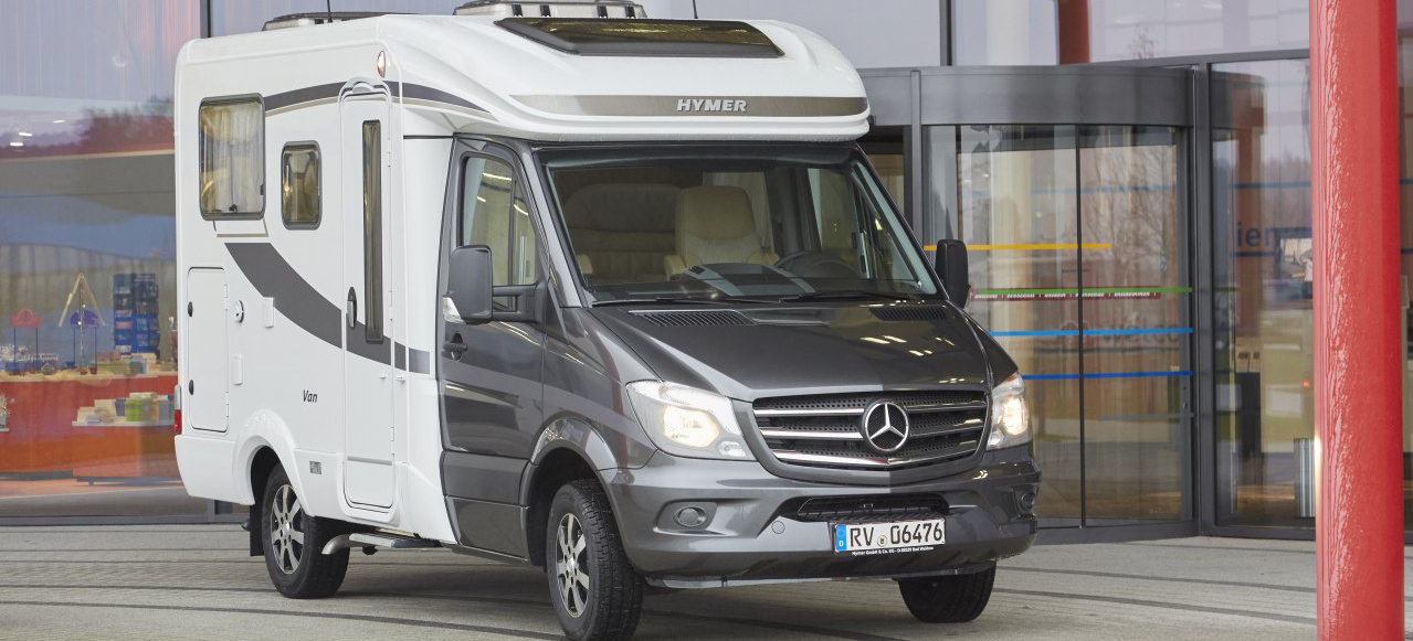 Mercedes Benz Rv