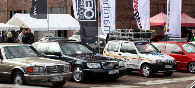 2./3. September, Zeche Ewald in Herten: Event-Tip: Youngtimer Show 2017
