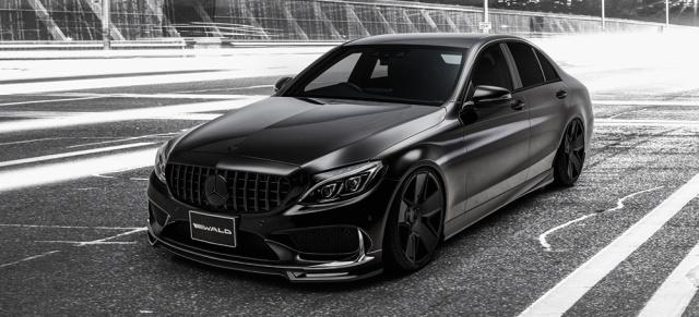 Mercedes Benz C Klasse Tuning Nachschlag Für Die C Klasse Zubehör