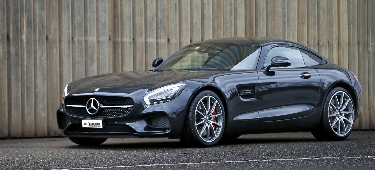 Tuning für Mercedes-AMG GT S: Performmaster pusht den ...